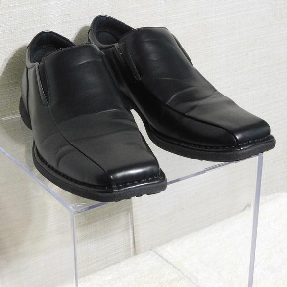 Men Dress Shoes Kc Unlisted Size 1 Wide